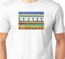 The Seaside Promenade  Unisex T-Shirt
