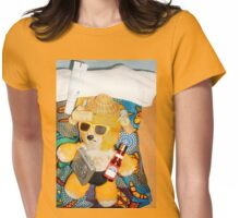 Holiday bliss Womens Fitted T-Shirt