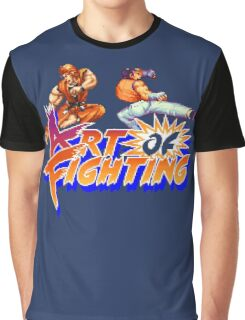 Art of Fighting (SNES) Graphic T-Shirt