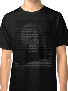 West Wing Andrew Jackson Big Block Of Cheese Classic T-Shirt