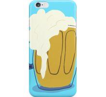Beer in a Mug iPhone Case/Skin