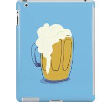 Beer in a Mug iPad Case/Skin