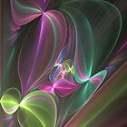Colored smoke by Annmarie *