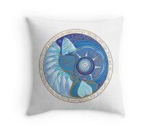 Inspiring the creative you Throw Pillow