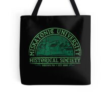Miskatonic Historical Society Tote Bag
