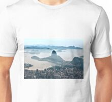 Rio de Janeiro, Brazil Unisex T-Shirt