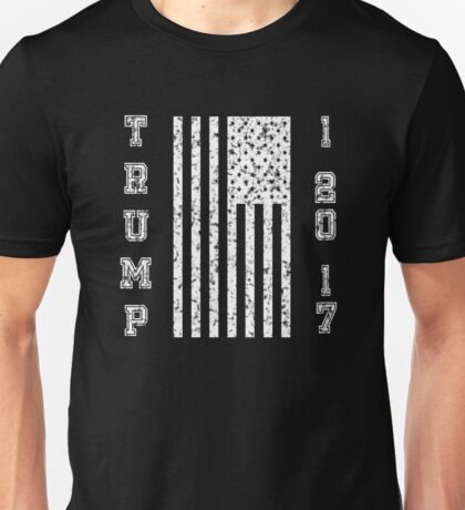 Donald Trump Inauguration 2017 Unisex T-Shirt
