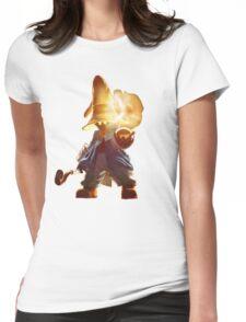 Vivi , Final Fantasy 9 Womens Fitted T-Shirt