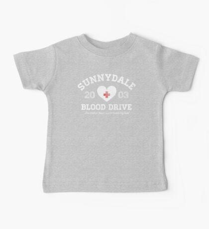 Sunnydale Blood Drive Baby Tee