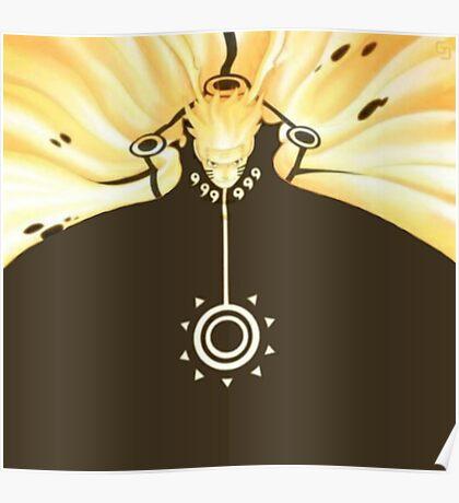 Naruto Bijuu Poster