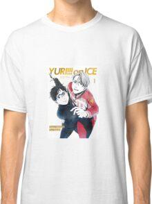 Yuri On Ice - Yuuri and Viktor Classic T-Shirt