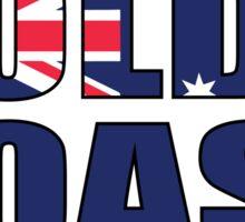 Gold Coast Sticker