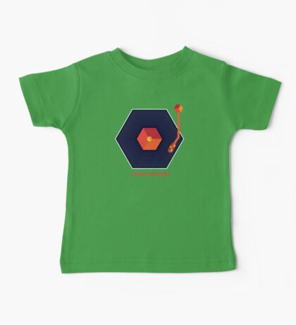 Cubic Records Baby Tee