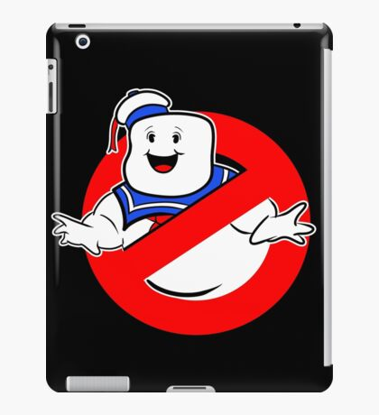 Puft Busters  iPad Case/Skin