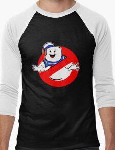 Puft Busters  Men's Baseball ¾ T-Shirt