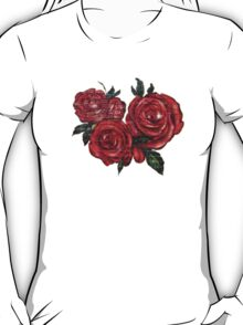 Graffiti Tees-4- ROSES! T-Shirt