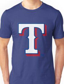 Rangers T - White Unisex T-Shirt