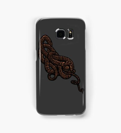Viking snake: Ancient gold 2 Samsung Galaxy Case/Skin