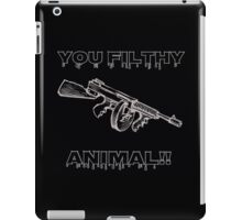 Filthy Animal iPad Case/Skin