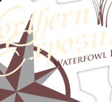 Northern Exposure Waterfowl Sticker