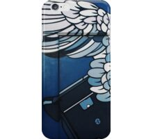 Blu Fly iPhone Case/Skin