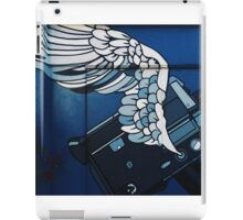 Blu Fly iPad Case/Skin