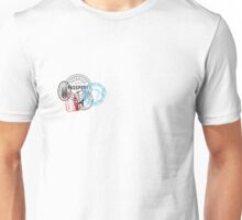 Travel Stamps Unisex T-Shirt