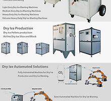 Dry Ice Blasting Rental by icetechworld