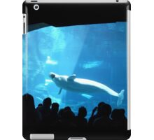 Beluga Surprise iPad Case/Skin