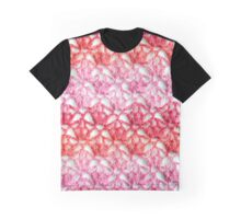 Cherry Blossom crochet Graphic T-Shirt