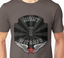 Night Witches (red star edition) Unisex T-Shirt