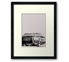 Royal Albert Hall - London, Hyde Park Framed Print