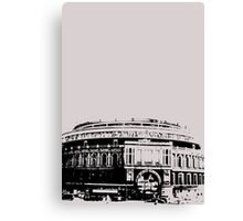 Royal Albert Hall - London, Hyde Park Canvas Print