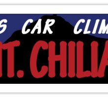 This Car Climbed Mt. Chiliad Sticker