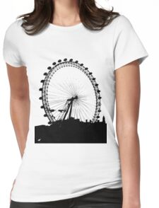 London Eye Womens Fitted T-Shirt
