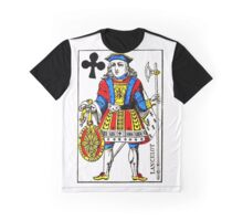 JACK OF CLUBS-LANCELOT Graphic T-Shirt
