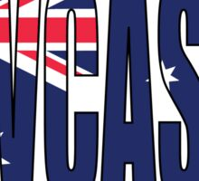 Newcastle Sticker