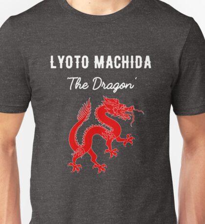 Lyoto Machida The Dragon Unisex T-Shirt