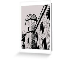 Tower of London Pen and Ink Greeting Card