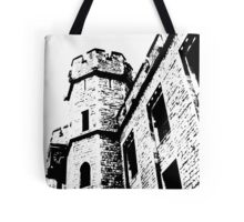 Tower of London Pen and Ink Tote Bag