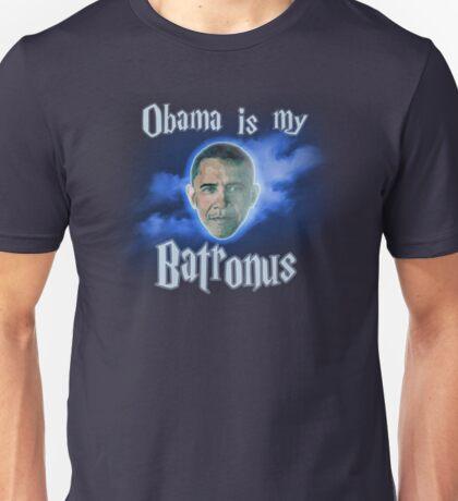 Obama Is My Batronus Unisex T-Shirt