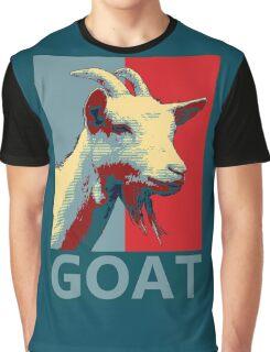 GOAT Graphic T-Shirt