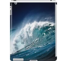 Winter Waves At Pipeline 15 iPad Case/Skin