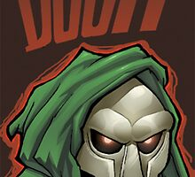 MF DOOM by ruckusii
