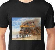 Fire - Cliffside fire 1907 Unisex T-Shirt