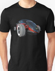 Skulbugery, a Volks Rod Unisex T-Shirt