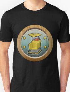 Glitch Achievement curious george T-Shirt