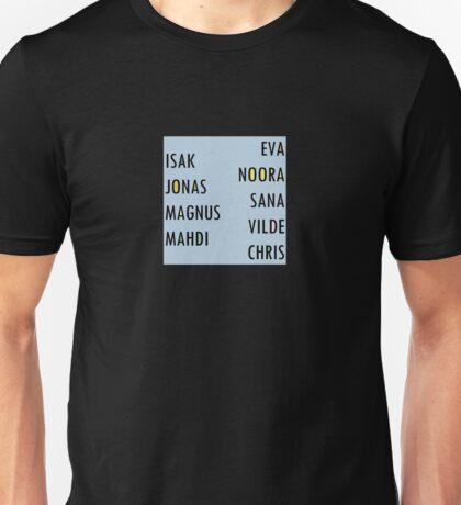 SKAM SQUADs Unisex T-Shirt