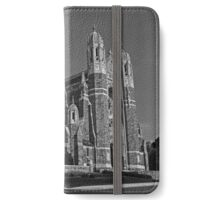 Old West End Our Lady Queen of the Most Holy Rosary Cathedral II iPhone Wallet/Case/Skin
