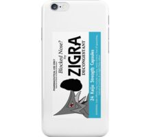 Zigra Medicine iPhone Case/Skin